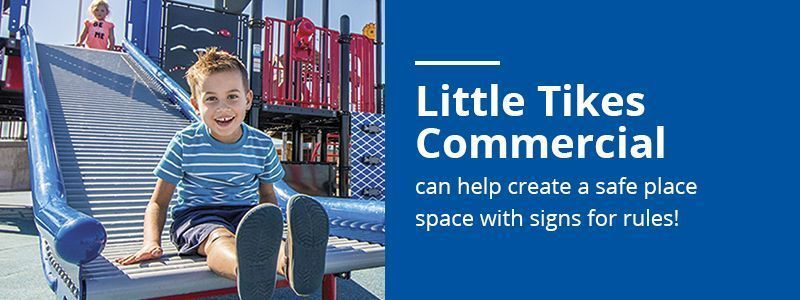 little tikes safe place