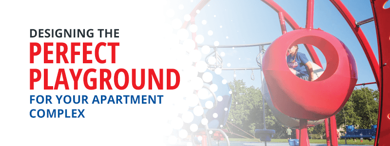 Designing The Perfect Playground For Your Apartment Complex