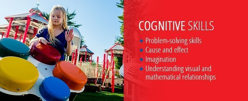 Playground Cognitive Skills