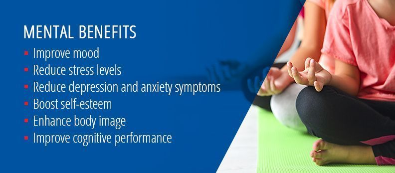 Mental Benefits Of Physical Activity