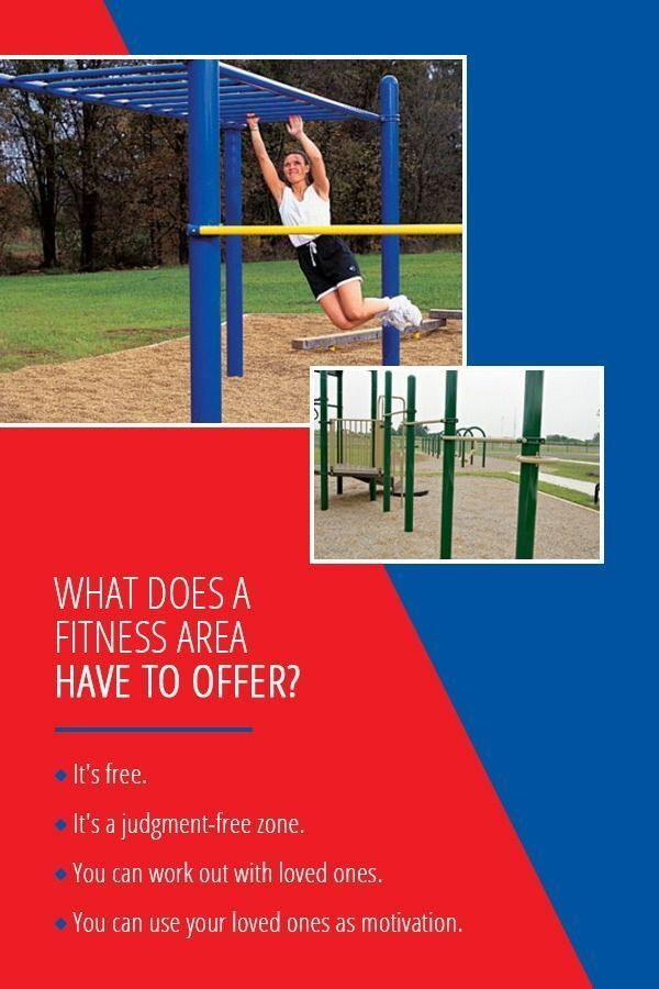 Playground Fitness Area Offerings