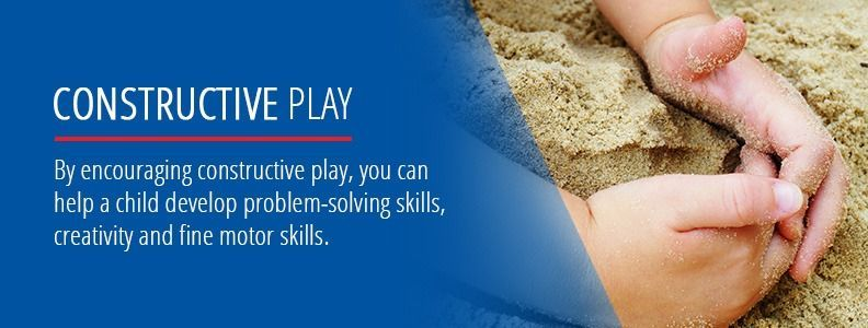 Constructive Play Outdoors
