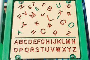 Alphabet Panel (200024992)