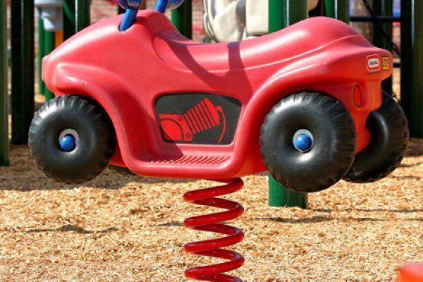 ATV Spring Rider (200007463)