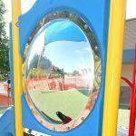 Bubble Mirror Panel (200007121)