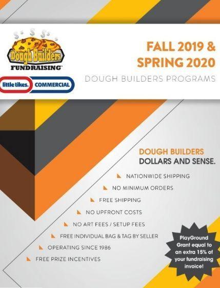 Dough builders fall and spring program catalog