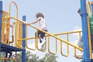 Deck-to-Deck Incline Climber (200202107)