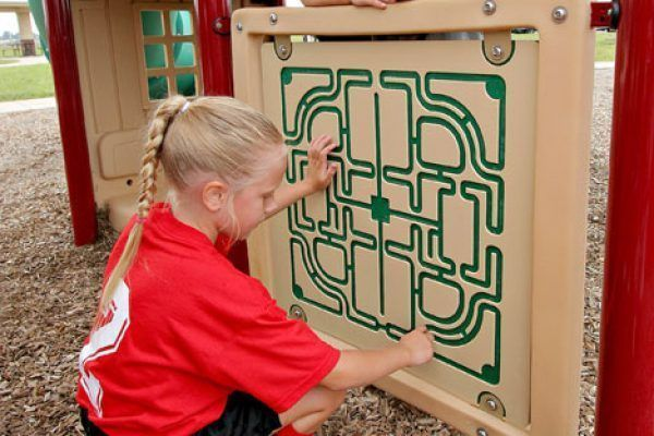 Finger Maze Panel (200024993)