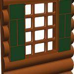 Frontier Window Panel (200007060)