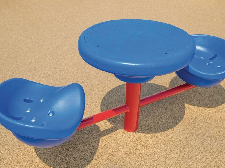 Game Table with Seats (200202305)