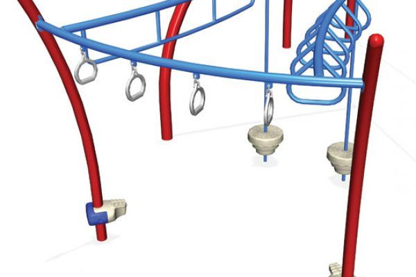 Inline with Rings and Rungs (200201334)