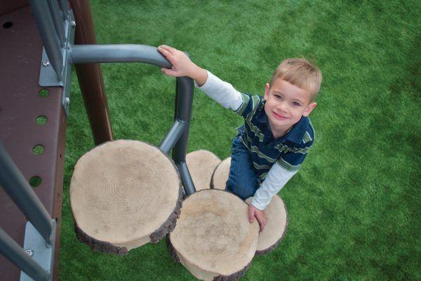 Log Slice Climber (200202741)