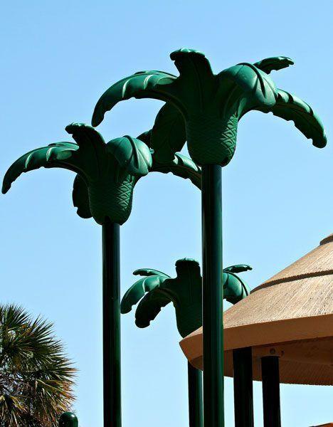 Palm Tree Roof (100005464)