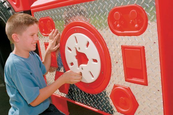 Pumper Panel with Bell (200129398)
