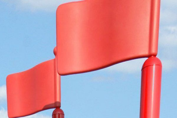 Ship Flag and Mast (200022122)