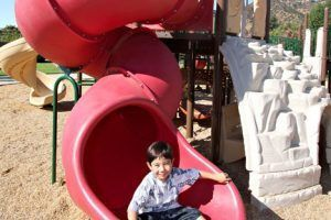 Spiral Tunnel Slide (200031281)