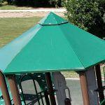 Steel Hex Roof (200069823)