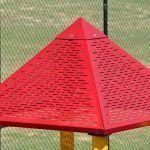 Steel Mesh Square Roof (200072380)