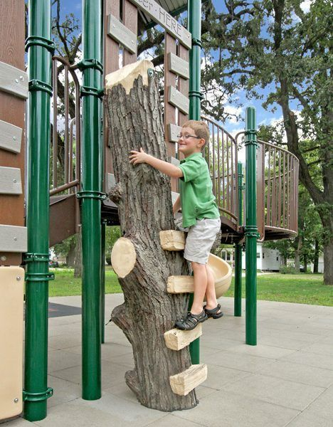 Tree Climb with Treehouse Panel (200202730)