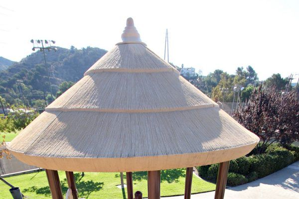 Tropical Thatch Roof (100005463)