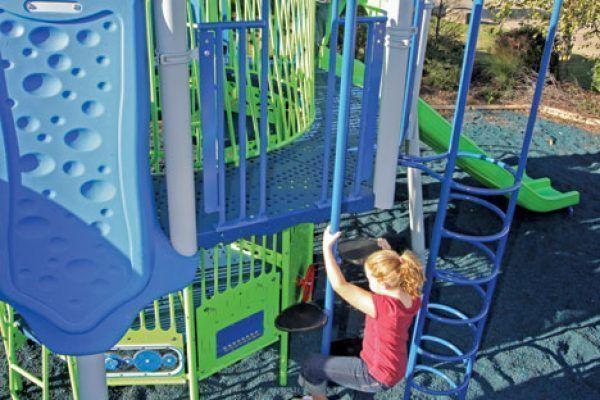Vertical Pedal Pod Climber (200202431)