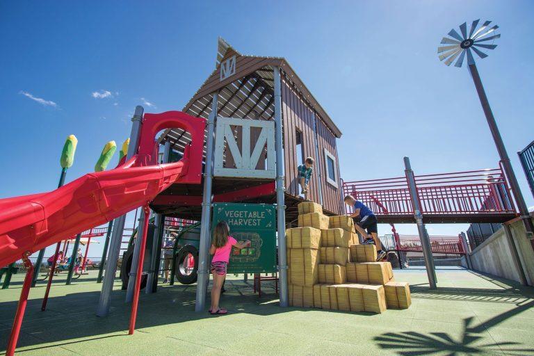 Barn Playground