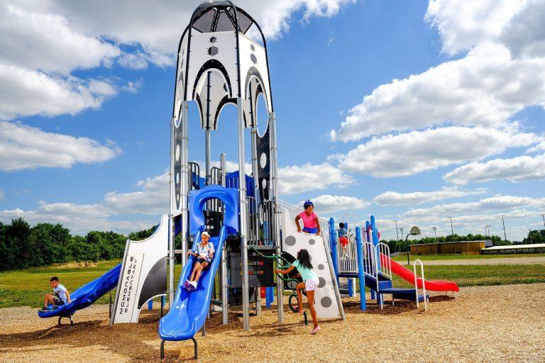 Spaceship Playground