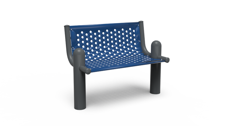 Add-On Extendable Post Bench 3' (0,91m) In-Ground (LTPQT06)