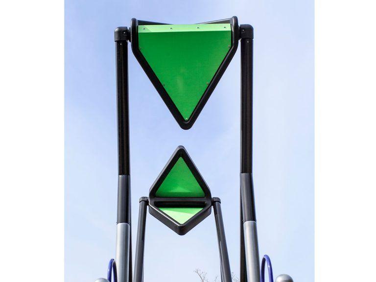 Diamond Roof Double Post (200203382)