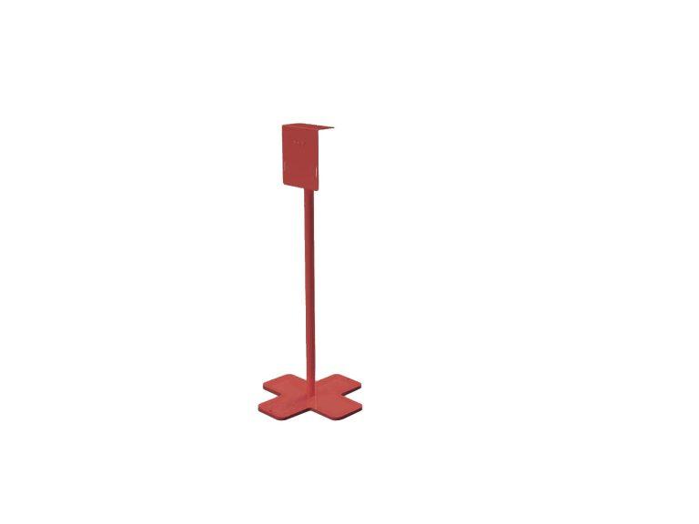 Hand Sanitizing Station - Surface Mount/Portable (LTHS480P)