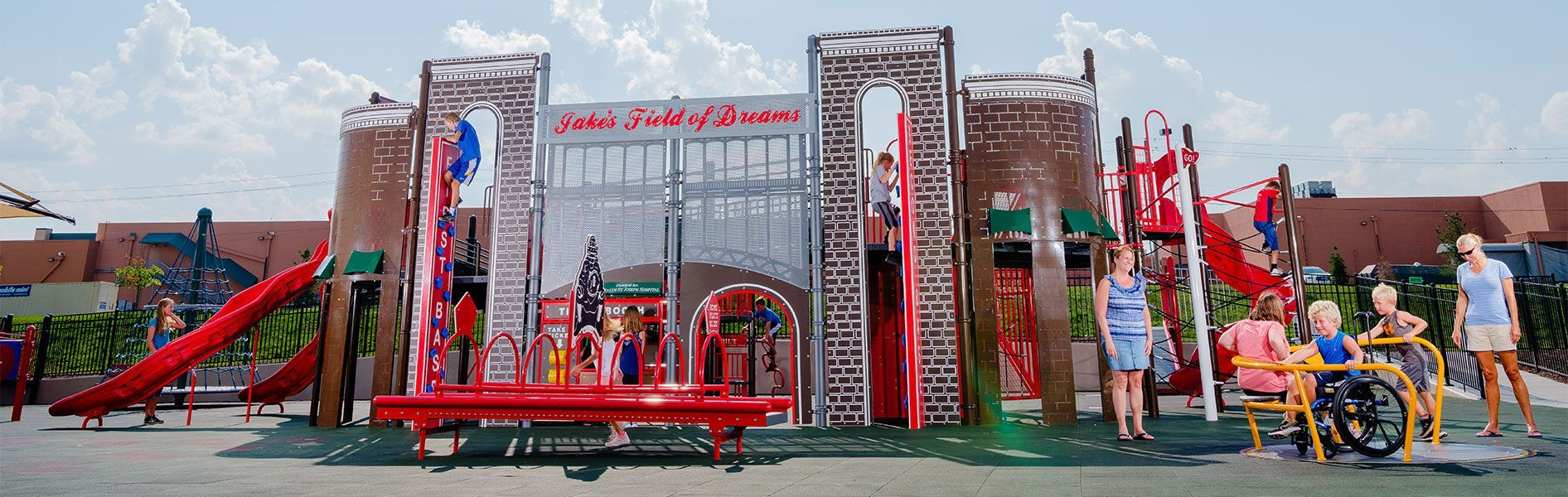Banner of Jakes Field of Dreams