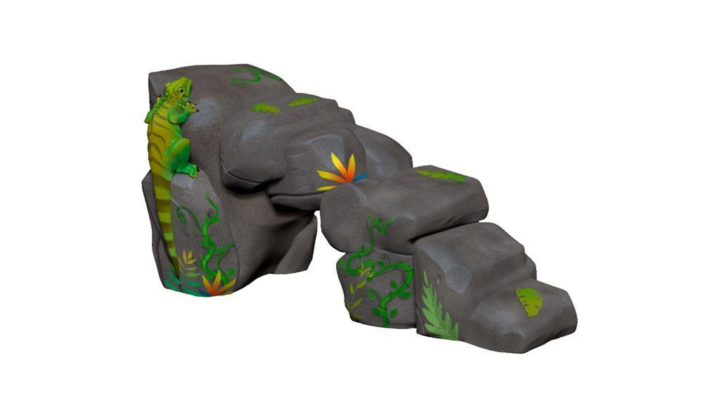 Jungle Rock Link (LTTP2018M)