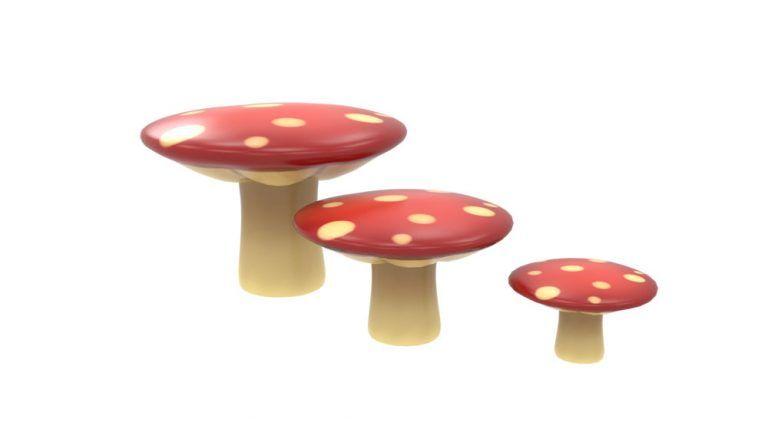 Mushroom Path Stepper (LTTP2023M)