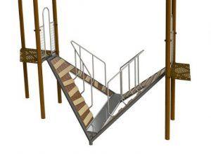 NU-Edge X Plank Climb Deck-to-Deck (200203419)