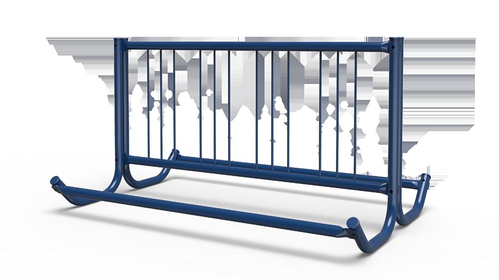 Portable Eight-Bike Rack (LTPQBRIP)