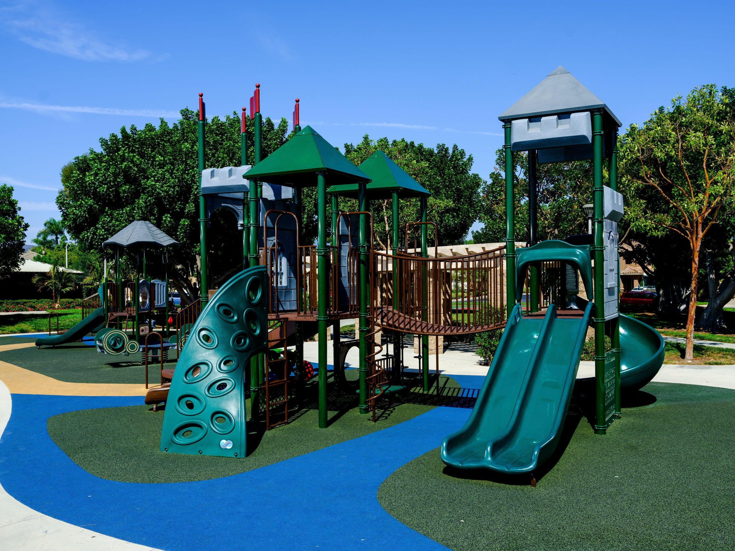 KidBuilders playground structure
