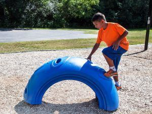 Tire Climber Half Circle (200203282)