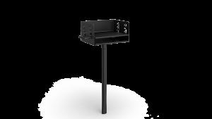 Vandal-Resistant Firebox (LTPQG01N)