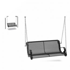 4' Swinging Bench with Chain (LTSP300D)