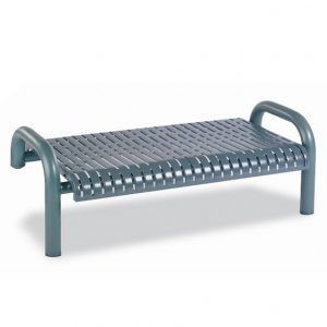 6' Contemporary Bench without Back (LTCN435R)