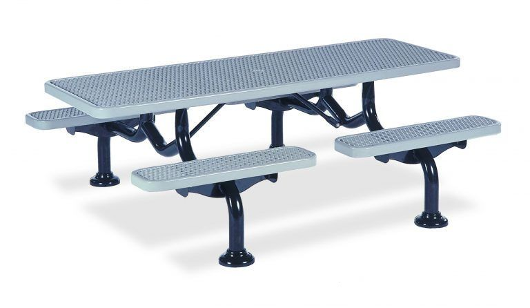 7' Individual Seat Table (LTSY225D)