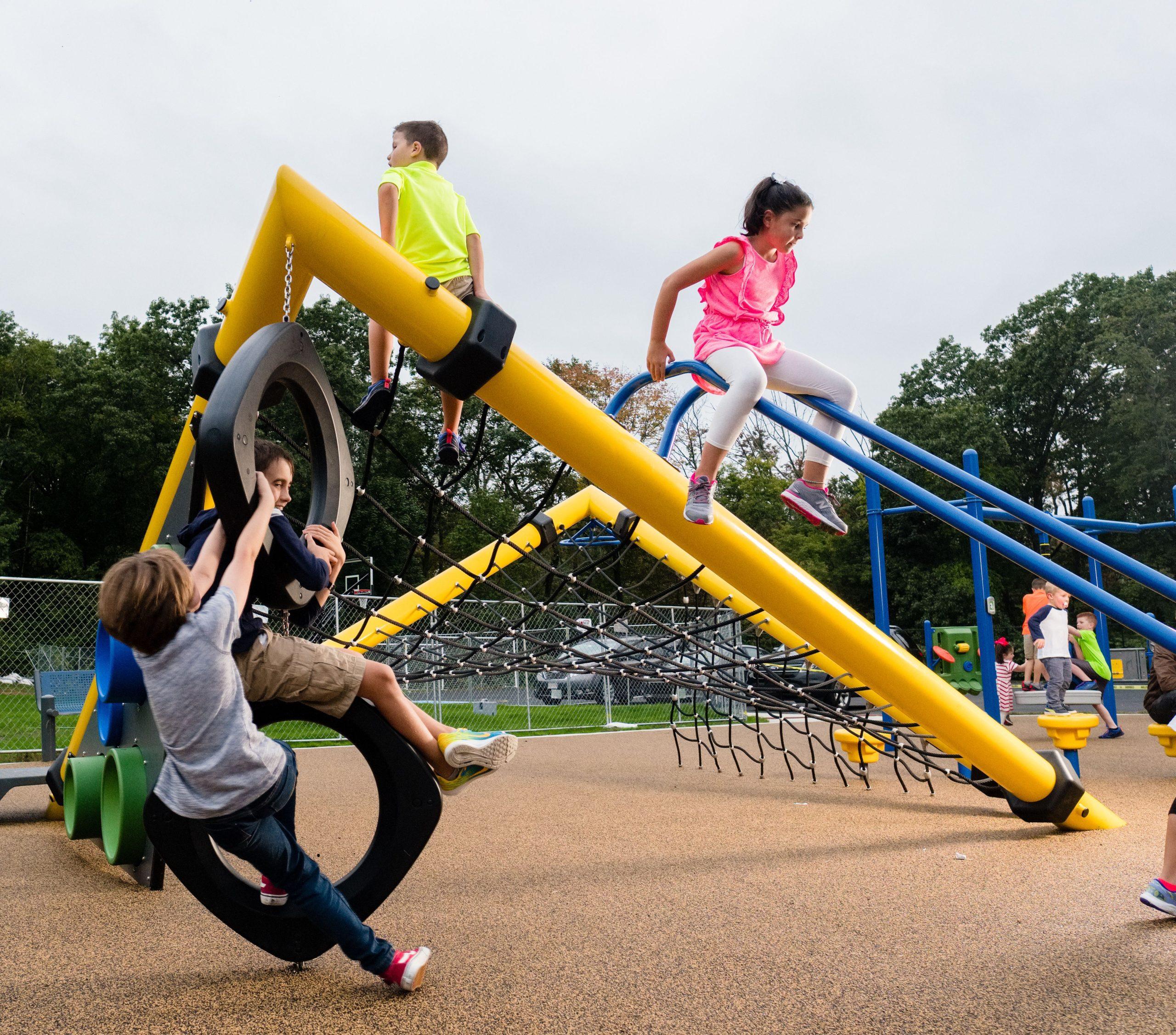 MacArthur school playground