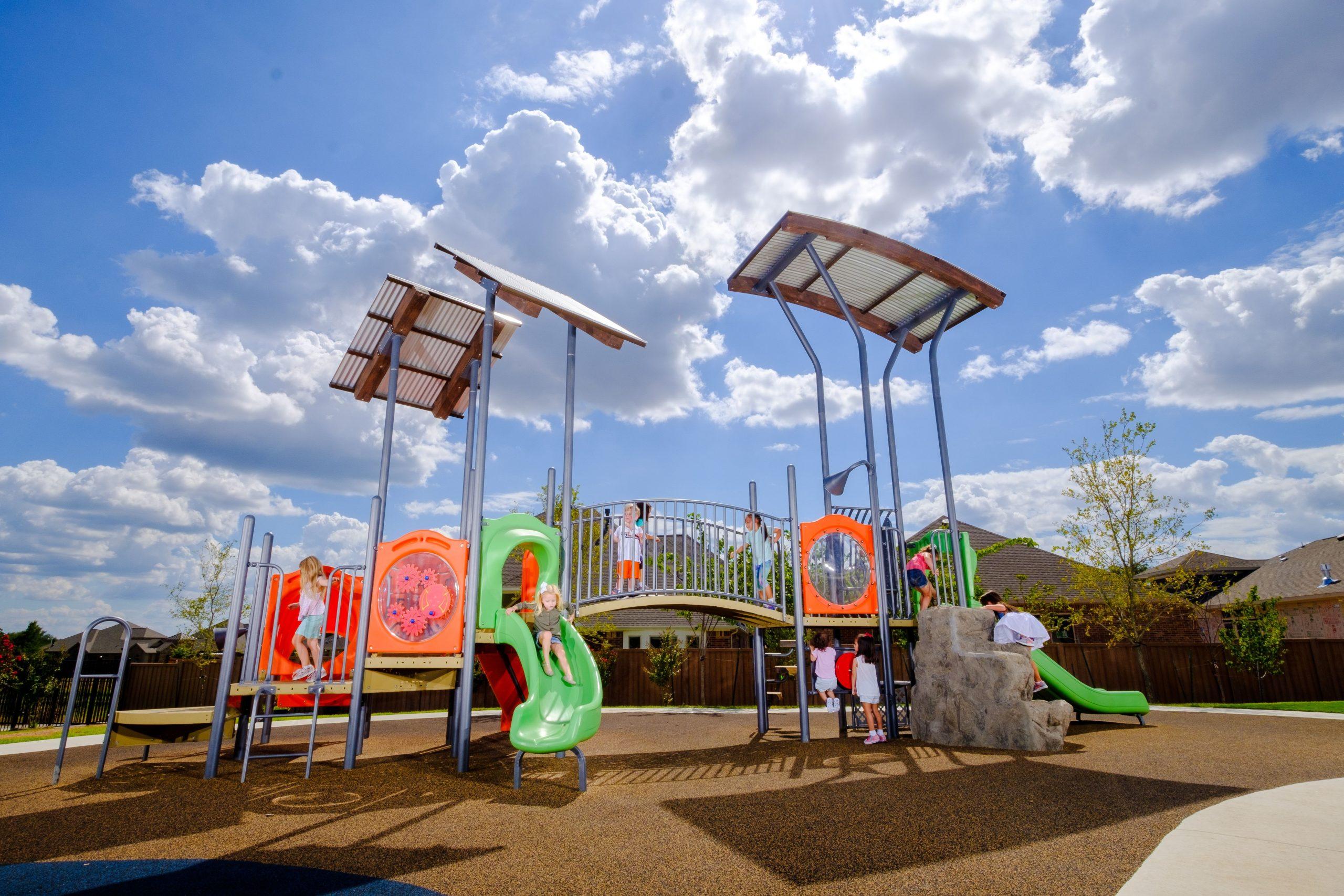NU-Edge playground structure