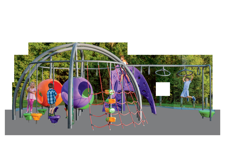 System Choice NRG playground equipment