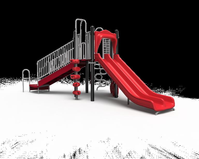 double slide playground KB20-72380 (KB2072380)