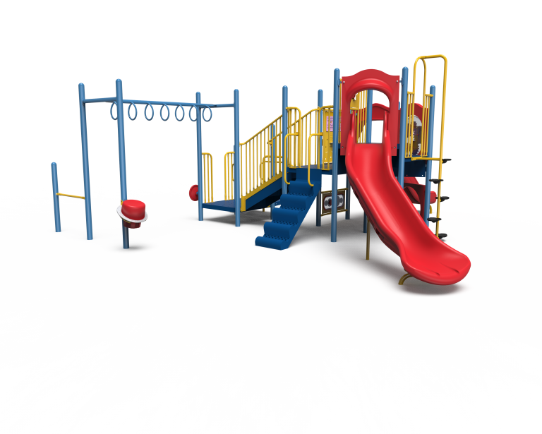 playground with monkey bars PB20-72369 (PB2072369)