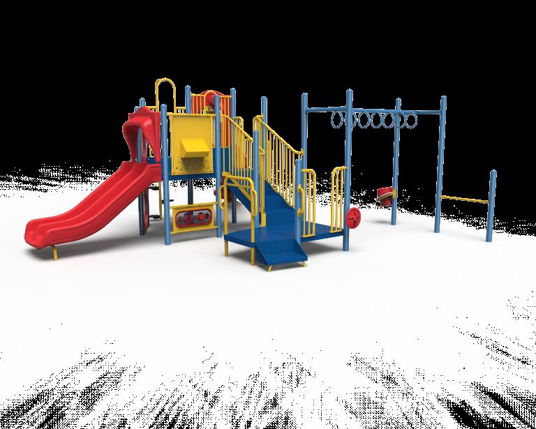 sideview of playground PB20-72369 (PB2072369)