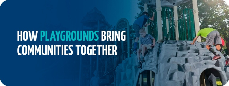 How playground bring communities together