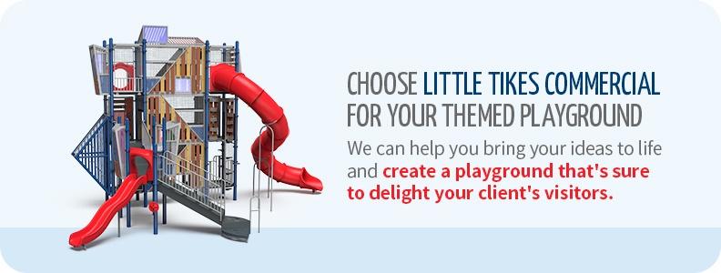 Choose Little Tikes Commercial
