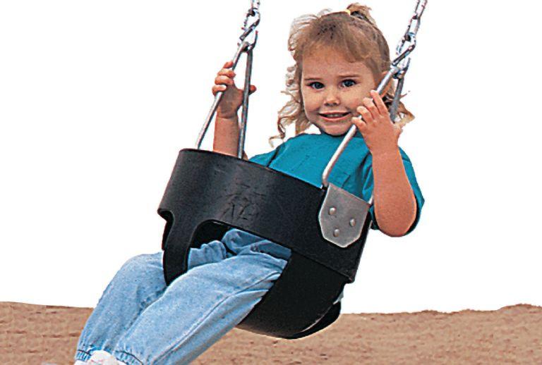 Little Tikes Commercial bucket swing